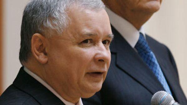 Jaroslaw Kaczynski - Sputnik International