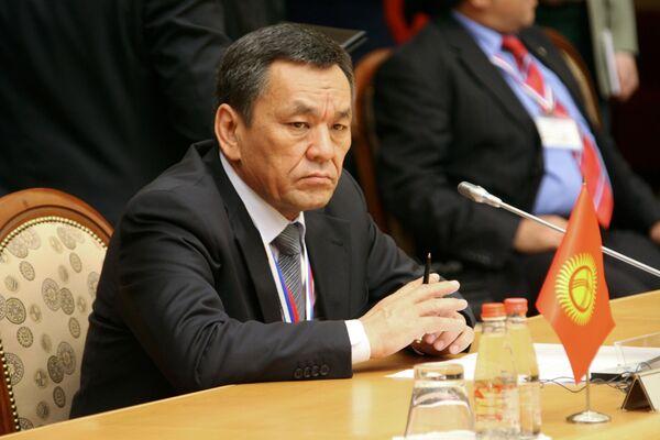 Ex Kyrgyz interior minister arrested on charges of power abuse - Sputnik International