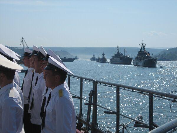 Черноморский флот - Sputnik International