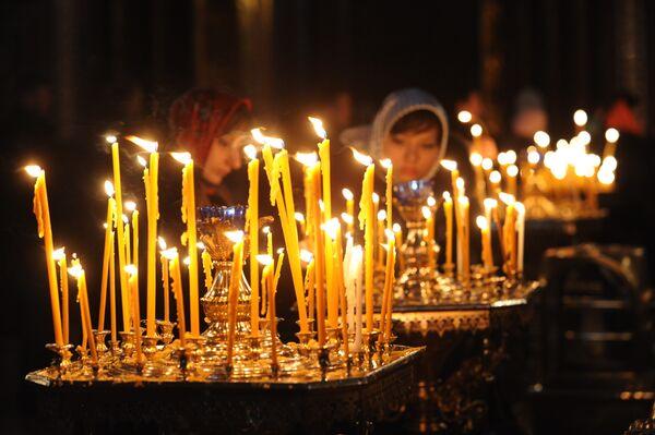 Kremlin Backs Law Protecting Religious Sentiment - Sputnik International