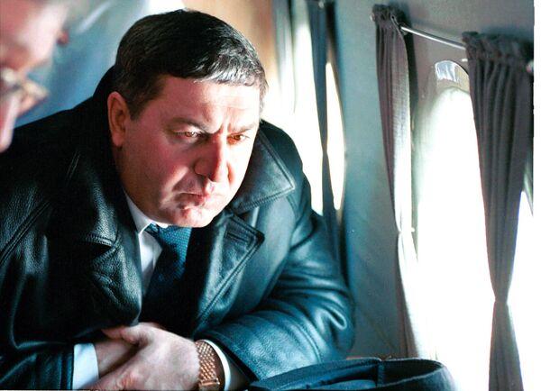 Fugitive Russian businessman Gutseriyev returns to Russia  - Sputnik International