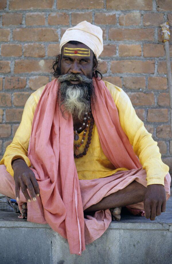 Indian yogi phenomenon remains unrevealed - Sputnik International