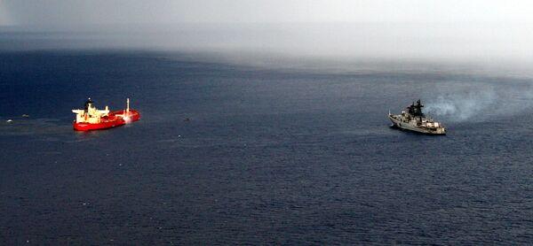 Pirate threat persists after hijacked tanker's release - Sputnik International