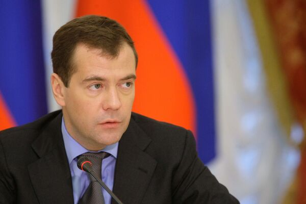 Medvedev to focus on Russia's answer to Silicon Valley - Sputnik International