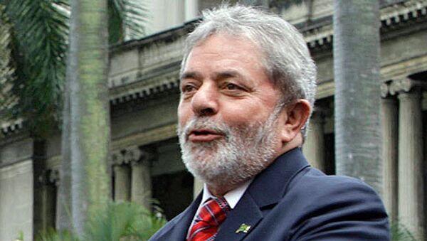 Luiz Inacio Lula da Silva - Sputnik International