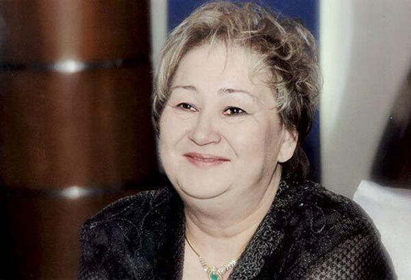 Vera Trifonova - Sputnik International