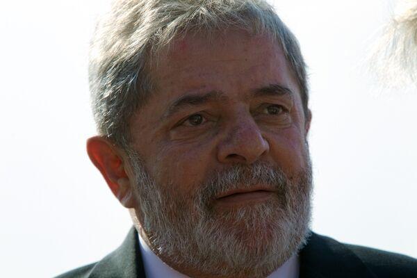 Iranian and Brazilian presidents meet in Tehran - Sputnik International