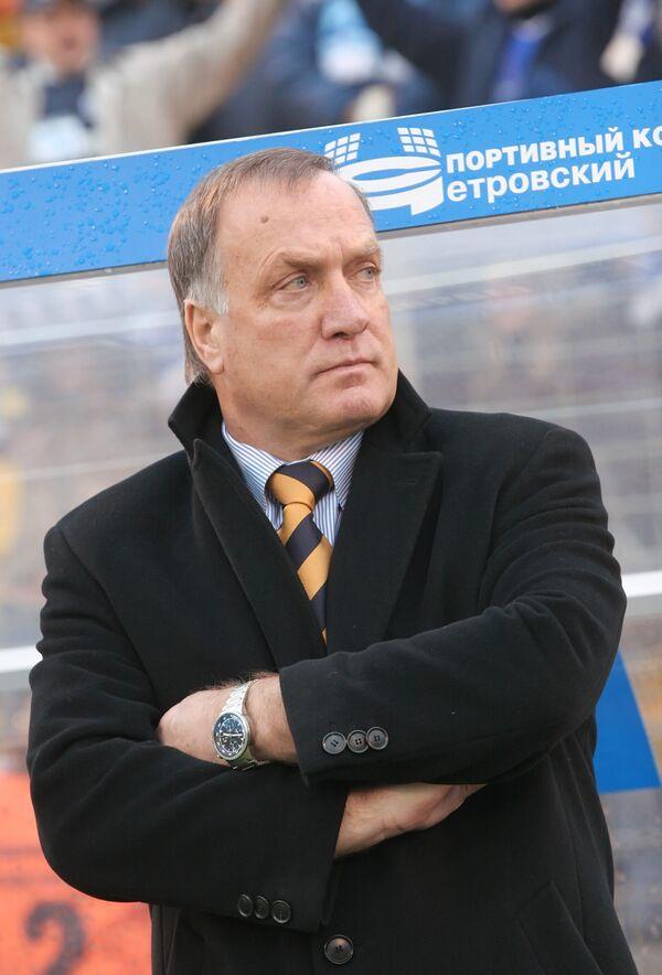Dick Advocaat  - Sputnik International