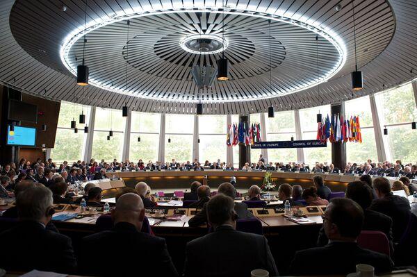 The European Court of Human Rights - Sputnik International