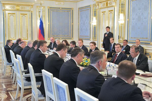 Russia, Ukraine fail to agree on maritime border demarcation - Sputnik International