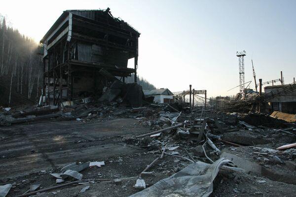 Accident at Raspadskaya coal mine in the Kemerovo Region - Sputnik International