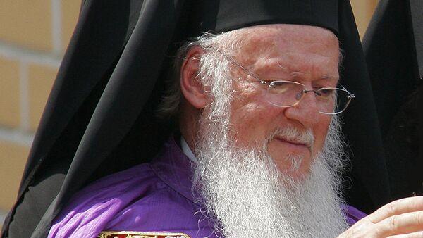 Ecumenical Patriarch Bartholomew I - Sputnik International