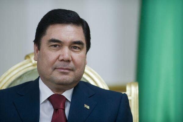 Gurbanguly Berdymukhamedov - Sputnik International