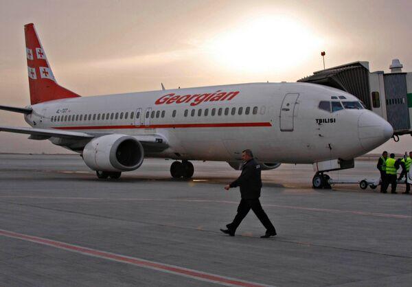 Georgia condemns direct Moscow-Sukhumi flights - Sputnik International