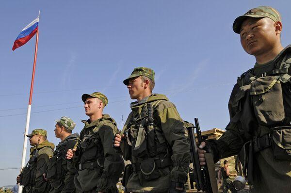 Abkhazia calls for more crossing points on Russian border - Sputnik International