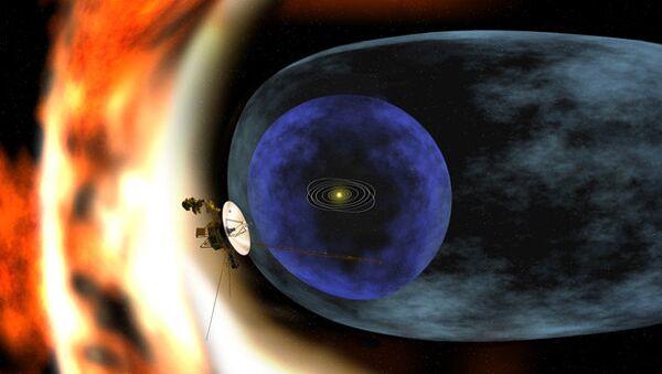 Voyager 2  - Sputnik International