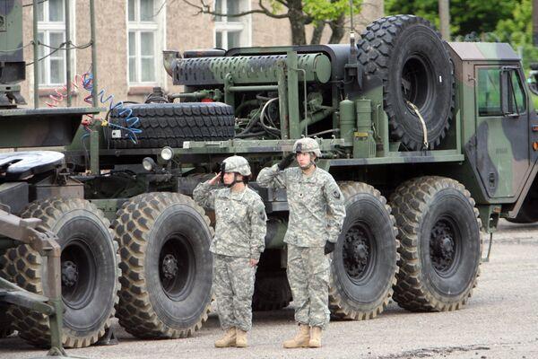 U.S. Patriot missiles deployed in Poland   - Sputnik International