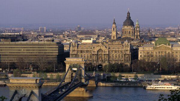 View of Budapest, Hungary - Sputnik International