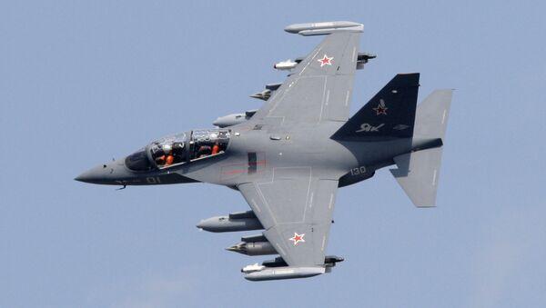 Yak-130 combat trainer - Sputnik International