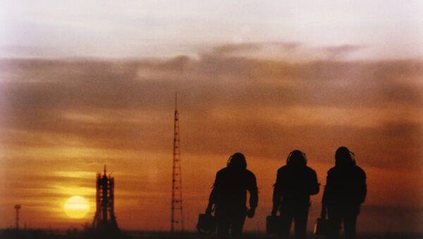 Baikonur space center - Sputnik International