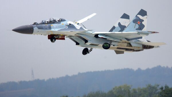 Su-30MK - Sputnik International
