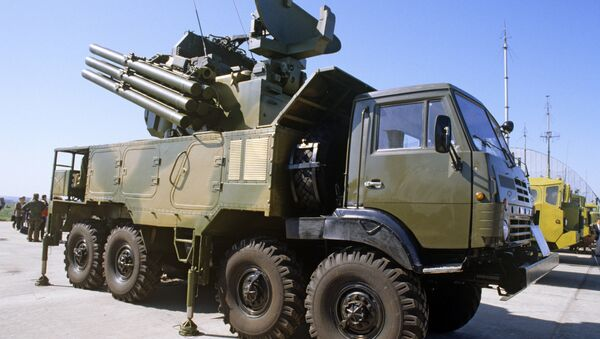 The export version of the system, Pantsir-S1, has been sold to the United Arab Emirates, Syria and Algeria - Sputnik International