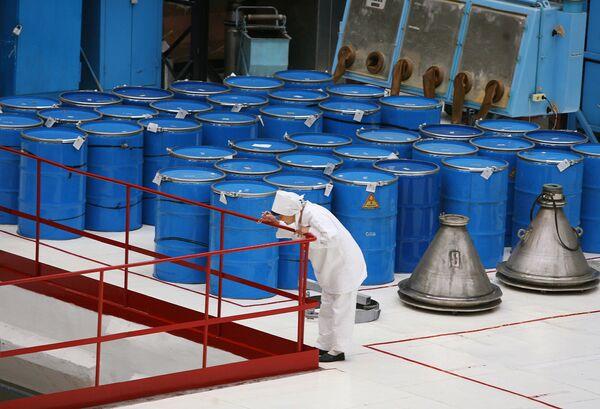 Uranium production. Archive - Sputnik International