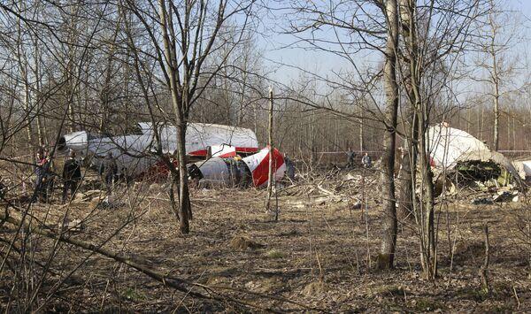 Second non-crew member in cockpit of Polish plane identified  - Sputnik International