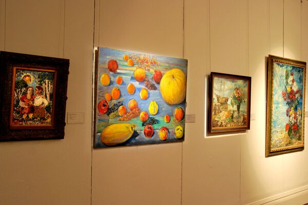 African-inspired work gets top bids at Sotheby's Russian art sales - Sputnik International