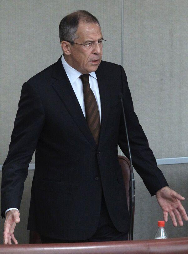 UN sanctions against Iran won't harm Russian interests - Lavrov - Sputnik International