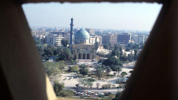 Iraqi capital Baghdad - Sputnik International