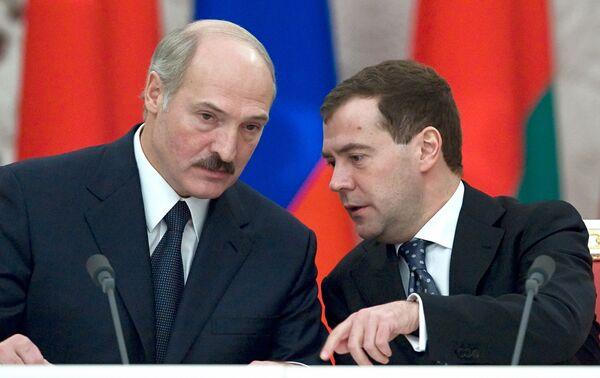 Medvedev, Lukashenko to discuss SCO summit, integration problems - Sputnik International