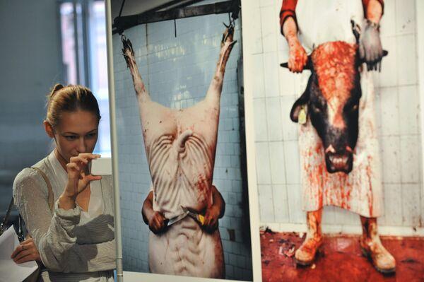 World Press Photo 2010 exhibition opens in Moscow - Sputnik International