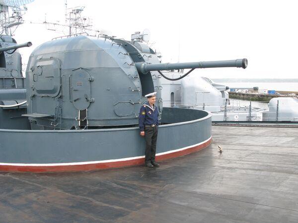 Russia's Severomorsk destroyer - Sputnik International