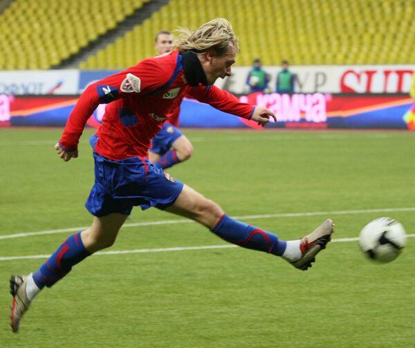 CSKA Moscow star Krasic set to go to Italy  - Sputnik International