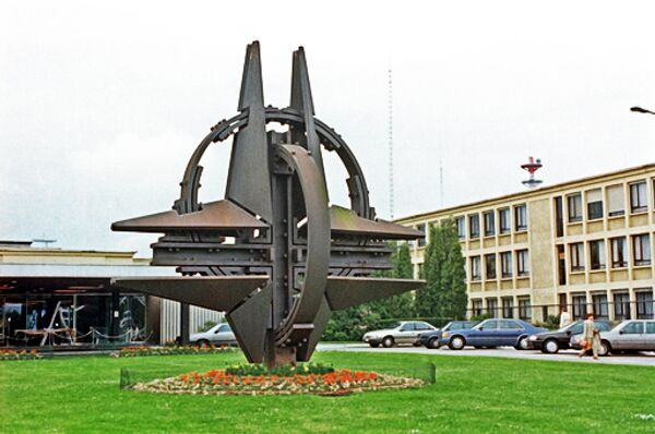NATO headquarters - Sputnik International