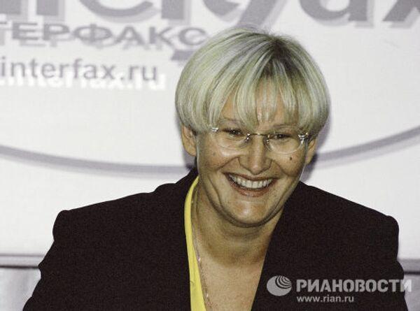 Russian Yelena Baturina upstages Oprah Winfrey on the richest people list - Sputnik International