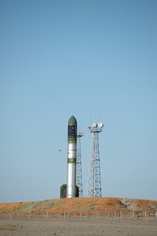 RS-20B missile - Sputnik International