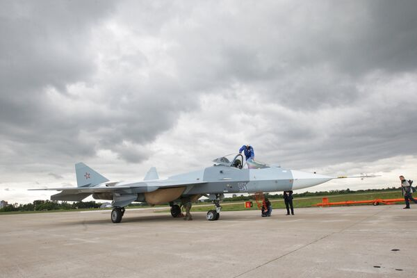 T-50 fifth-generation fighter - Sputnik International