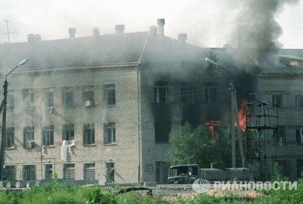 Budyonnovsk, June 1995. Chronics of a deadly terrorist attack - Sputnik International