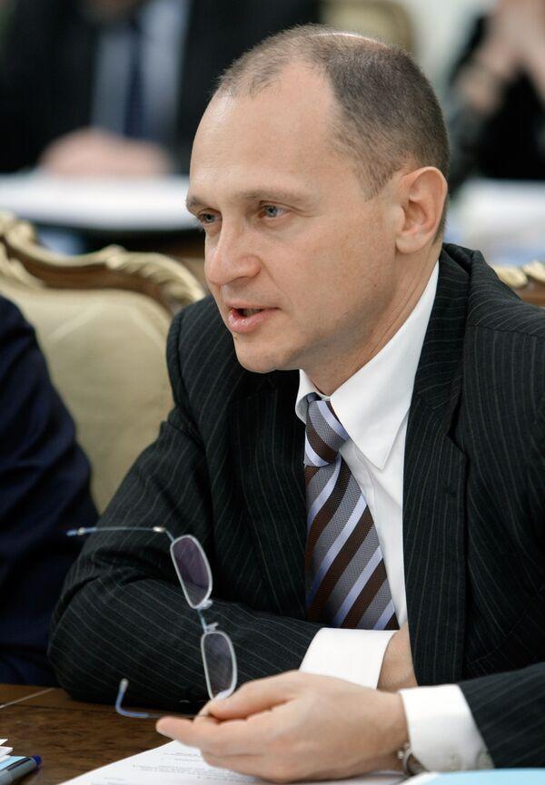 Sergei Kiriyenko - Sputnik International