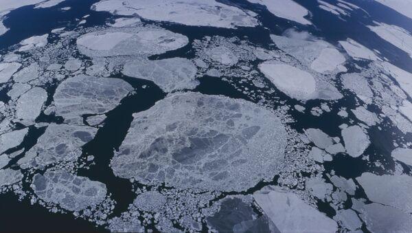 Bering Strait (File photo). - Sputnik International
