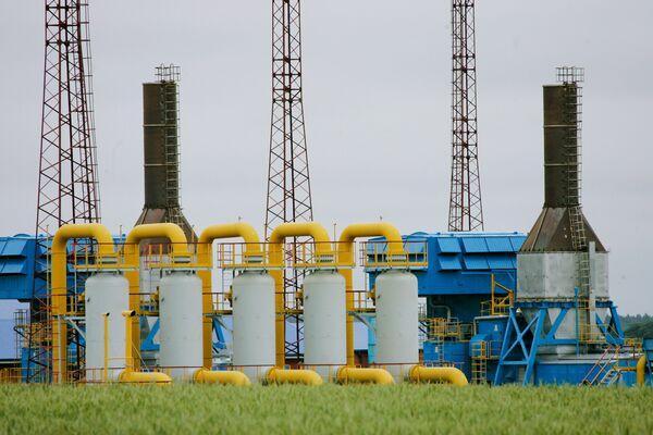 Gazprom says no money received from Belarus  - Sputnik International