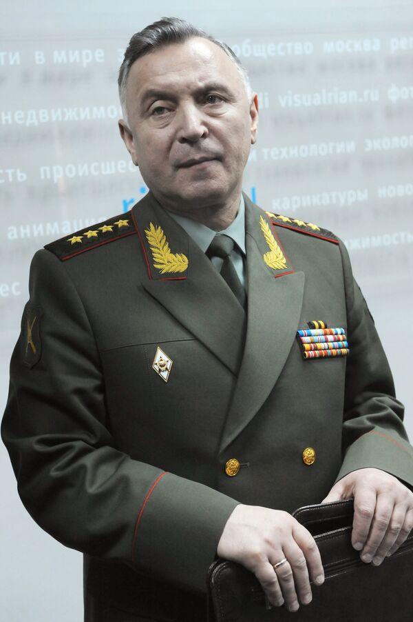 Gen. Nikolai Makarov - Sputnik International