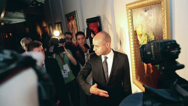 Saif al-Islam Gaddafi will return to politics to try to find political settlement between the conflicting parties in the country. - Sputnik International