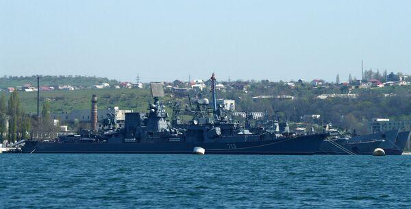 Russian Black Sea Fleet - Sputnik International