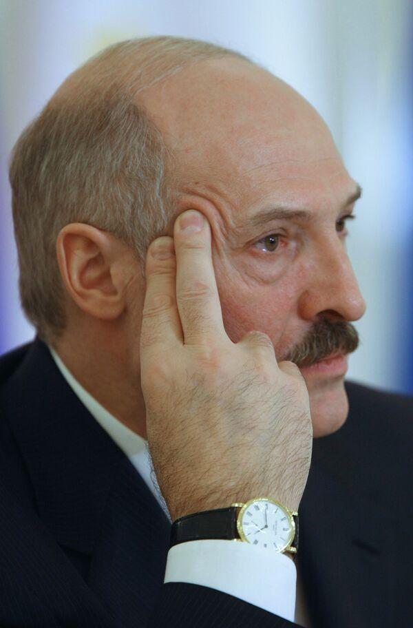 Belarusian President Alexander Luskashenko - Sputnik International