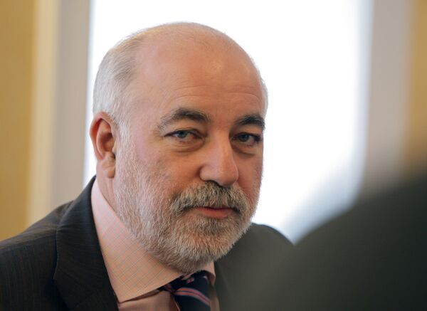 Viktor Vekselberg - Sputnik International