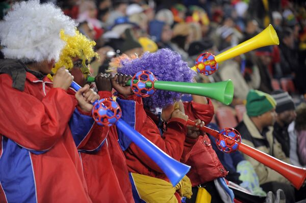 Vuvuzela horns - Sputnik International