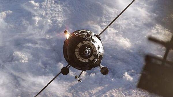 Progress M cargo spacecraft  - Sputnik International